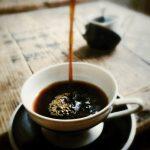 Kaffee für den Fotografen