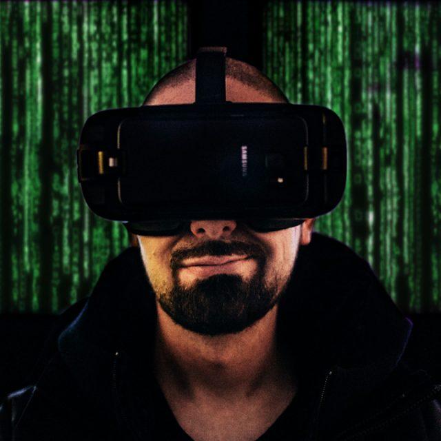 Simon Graff, VR Consultant, Hamburg