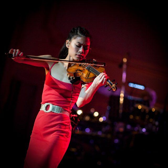 Vanessa Mae - Hamburg 2007