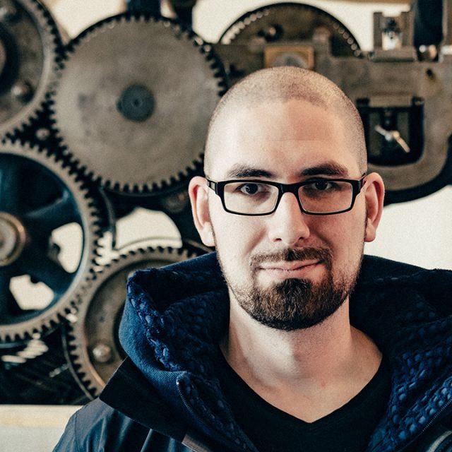 Immersive Media Consultant Simon Graff