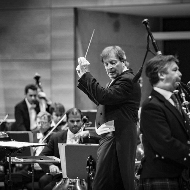 Dirigent Howard Griffiths