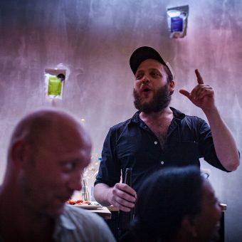 Olaf Deharde, Kitchen Guerilla 2013