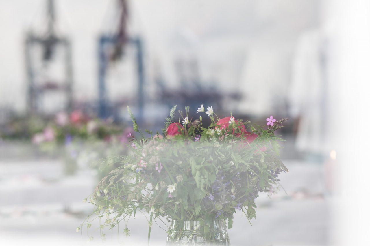 Hochzeitsfotografie im Hamburger Hafen