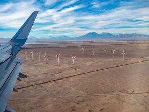 Touchdown Atacama-Wüste