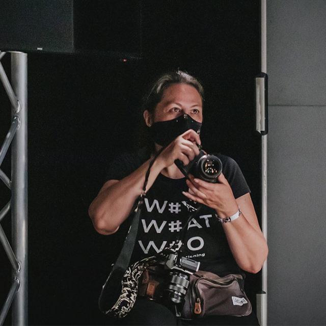 Sandra Schink mit Canon EOS R